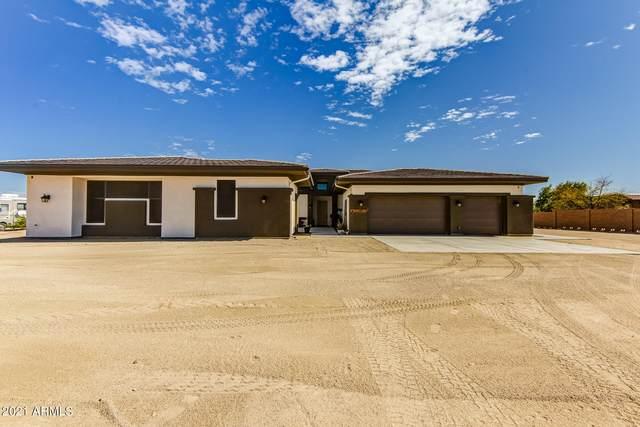 35205 N 3rd Avenue, Desert Hills, AZ 85086 (MLS #6255771) :: Lucido Agency