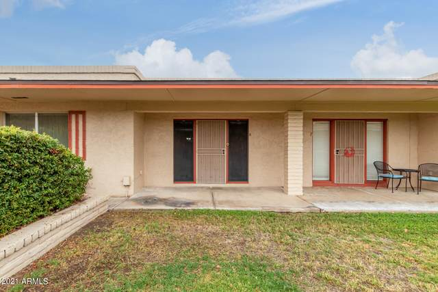 12846 N 113TH Avenue #8, Youngtown, AZ 85363 (MLS #6255772) :: Lucido Agency