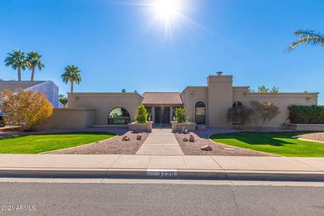 3129 E Fountain Street, Mesa, AZ 85213 (MLS #6255773) :: Dijkstra & Co.