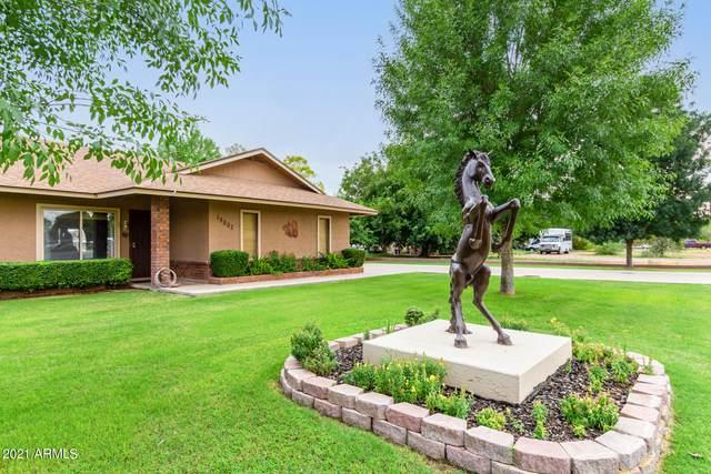 19003 E Via De Arboles, Queen Creek, AZ 85142 (MLS #6255790) :: Yost Realty Group at RE/MAX Casa Grande