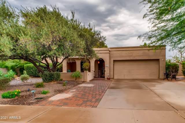 7530 E Cochise Drive, Scottsdale, AZ 85258 (MLS #6255796) :: Dijkstra & Co.