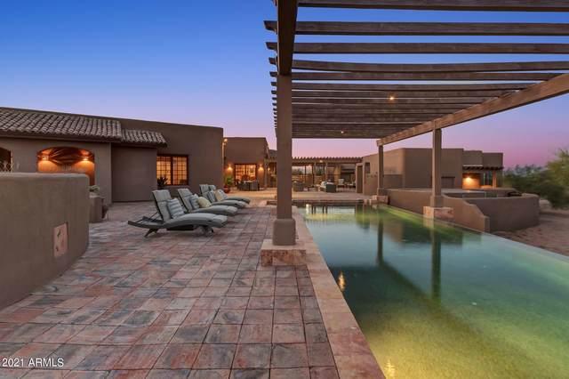 27615 N 150TH Street, Scottsdale, AZ 85262 (MLS #6255805) :: Lucido Agency