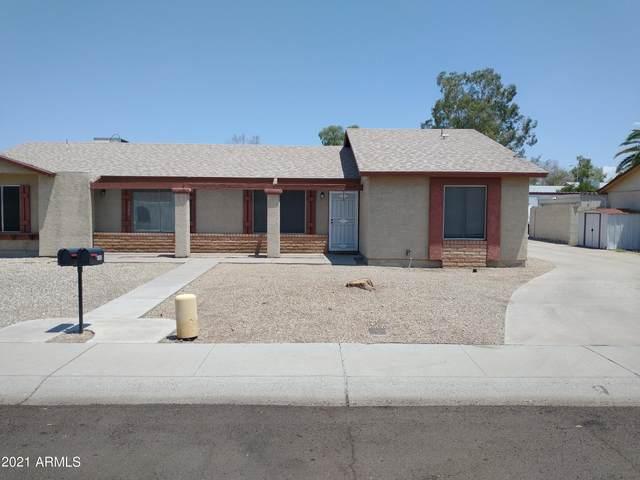 5142 W Joan De Arc Avenue, Glendale, AZ 85304 (MLS #6255810) :: Lucido Agency