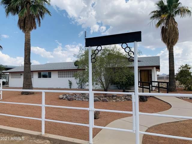 7385 W Haca Circle, Arizona City, AZ 85123 (MLS #6255811) :: Lucido Agency