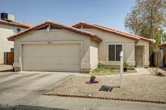 4545 N 67TH Avenue #1225, Phoenix, AZ 85033 (MLS #6255829) :: The Garcia Group