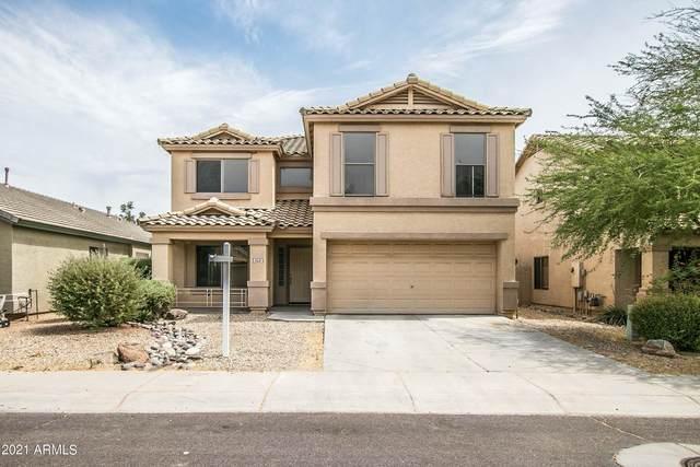 2521 W Red Fox Road, Phoenix, AZ 85085 (MLS #6255876) :: Yost Realty Group at RE/MAX Casa Grande