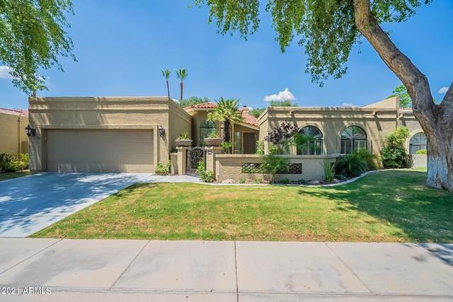 7446 E Mercer Lane, Scottsdale, AZ 85260 (MLS #6255913) :: Service First Realty