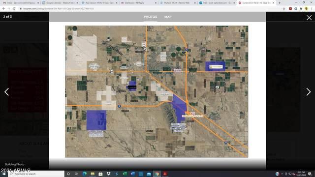 0 S John Jacob Astor Avenue, Casa Grande, AZ 85193 (MLS #6255919) :: Howe Realty