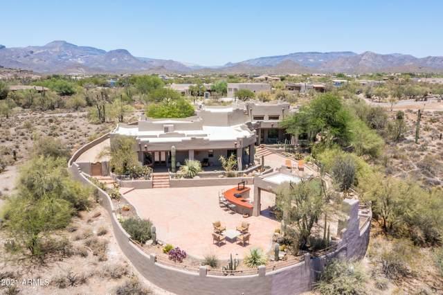 5745 E Azure Hills Drive, Cave Creek, AZ 85331 (MLS #6255938) :: Yost Realty Group at RE/MAX Casa Grande