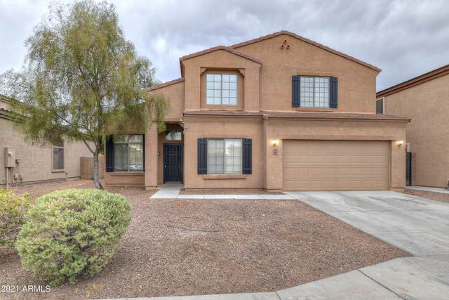 4541 N 112TH Drive, Phoenix, AZ 85037 (MLS #6255999) :: Klaus Team Real Estate Solutions