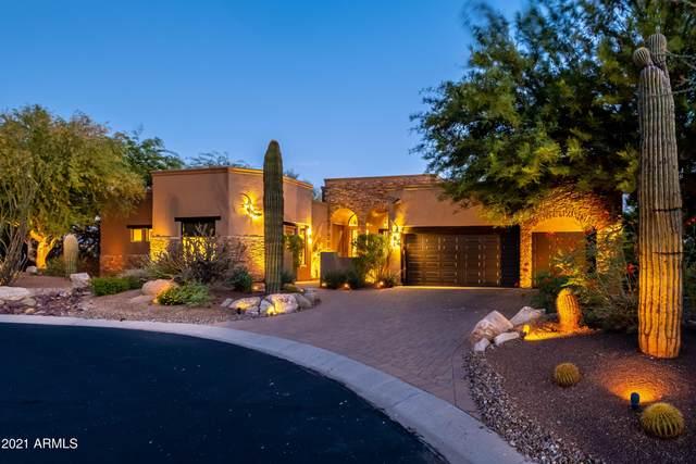 10963 E Sutherland Way, Scottsdale, AZ 85262 (MLS #6256017) :: Yost Realty Group at RE/MAX Casa Grande