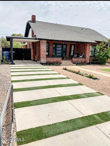 1629 E Brill Street, Phoenix, AZ 85006 (MLS #6256020) :: Yost Realty Group at RE/MAX Casa Grande