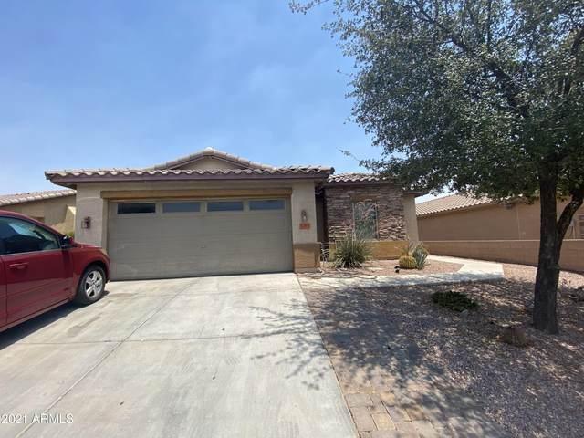 5305 S Dove Rock, Buckeye, AZ 85326 (MLS #6256027) :: Klaus Team Real Estate Solutions