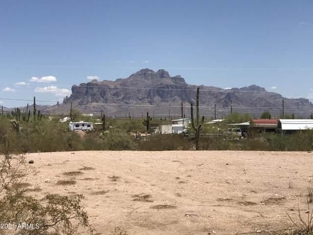 000 W Mckellips Boulevard, Apache Junction, AZ 85120 (MLS #6256033) :: Klaus Team Real Estate Solutions