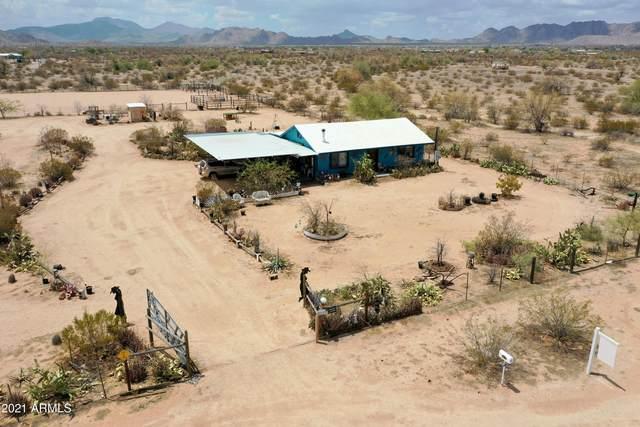 50745 W Ventada Road, Maricopa, AZ 85139 (MLS #6256048) :: The Copa Team | The Maricopa Real Estate Company