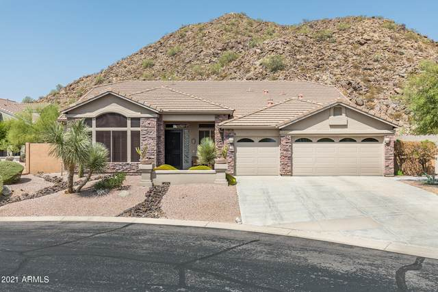 3430 N Mountain Ridge #27, Mesa, AZ 85207 (MLS #6256104) :: Arizona Home Group