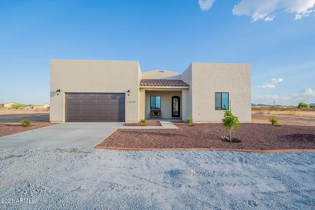 13320 S 210TH Avenue, Buckeye, AZ 85326 (MLS #6256164) :: Kepple Real Estate Group