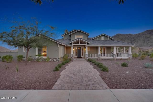 3891 N Latimer Place, Buckeye, AZ 85396 (MLS #6256169) :: Long Realty West Valley