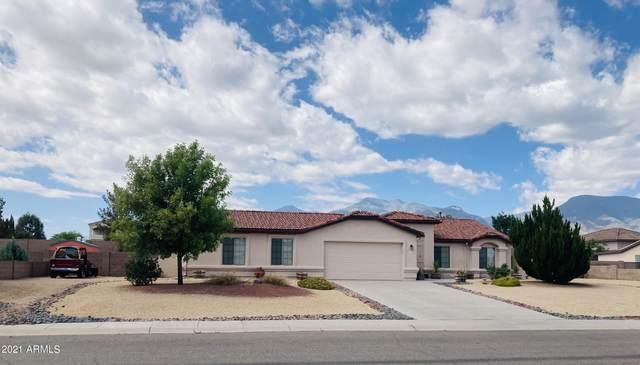 2662 Montaro Drive, Sierra Vista, AZ 85650 (MLS #6256183) :: Yost Realty Group at RE/MAX Casa Grande