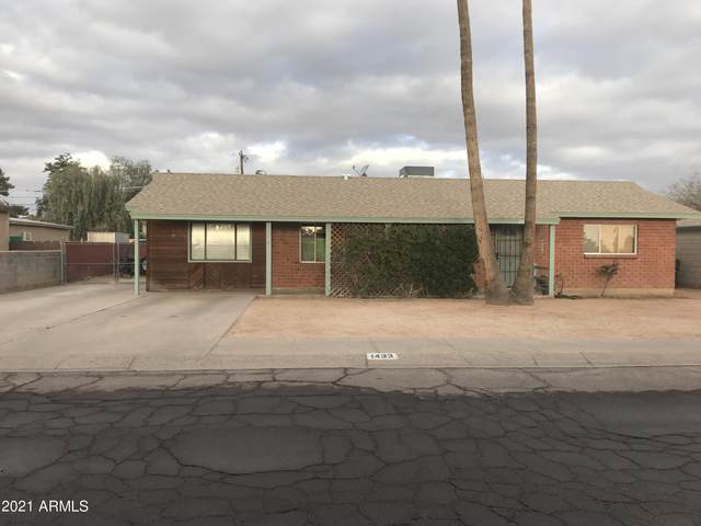 1433 N Kadota Avenue, Casa Grande, AZ 85122 (MLS #6256206) :: The Laughton Team