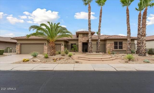 20457 N Canyon Whisper Drive, Surprise, AZ 85387 (MLS #6256213) :: Elite Home Advisors