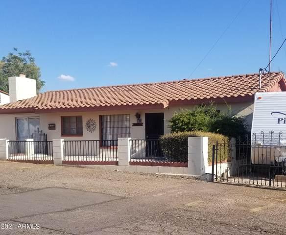 841 W Spray Street, Superior, AZ 85173 (MLS #6256260) :: Devor Real Estate Associates
