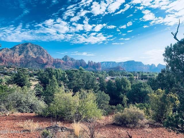 2800-2900 Lem 3.67 Ac. 6, .50 Ac. Lots Drive, Sedona, AZ 86336 (MLS #6256294) :: Yost Realty Group at RE/MAX Casa Grande