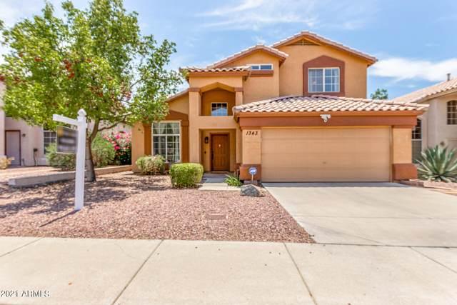 1343 E Libby Street, Phoenix, AZ 85022 (MLS #6256310) :: Yost Realty Group at RE/MAX Casa Grande