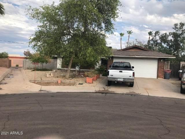 8737 E Whitton Avenue, Scottsdale, AZ 85251 (MLS #6256345) :: The Laughton Team