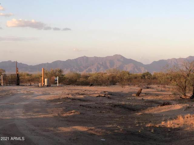 0 S 191st Avenue, Buckeye, AZ 85326 (MLS #6256352) :: Kepple Real Estate Group