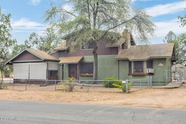 1001 N Easy Street, Payson, AZ 85541 (MLS #6256373) :: Executive Realty Advisors