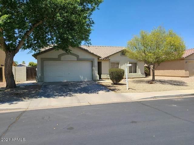 10726 E Forge Avenue, Mesa, AZ 85208 (MLS #6256404) :: Executive Realty Advisors
