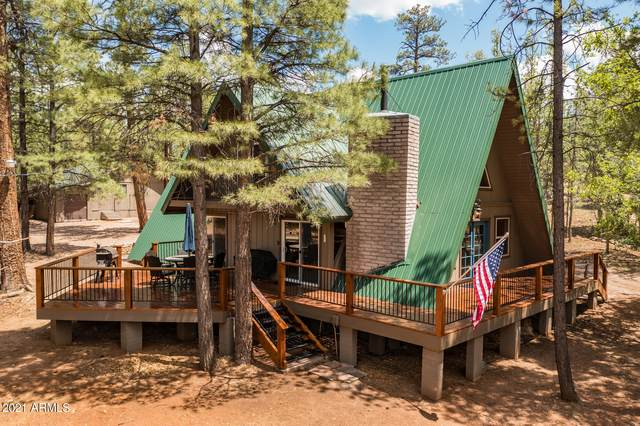 1965 Velvet Antler Trail, Happy Jack, AZ 86024 (MLS #6256412) :: Yost Realty Group at RE/MAX Casa Grande