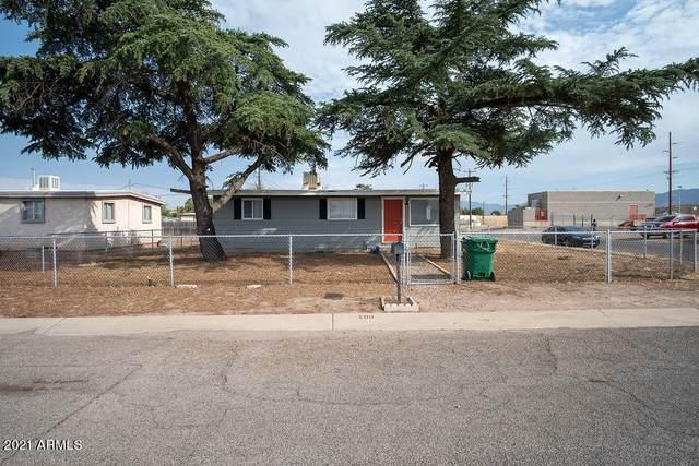 100 E Pinal Street, Huachuca City, AZ 85616 (MLS #6256430) :: The Dobbins Team