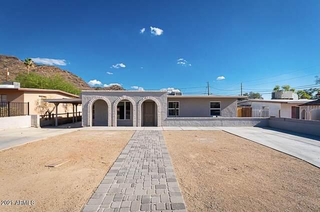 1439 E Hatcher Road, Phoenix, AZ 85020 (MLS #6256464) :: Yost Realty Group at RE/MAX Casa Grande