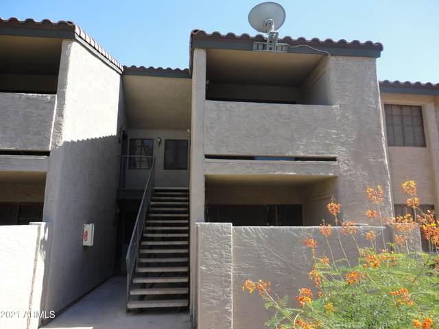533 W Guadalupe Road #2027, Mesa, AZ 85210 (MLS #6256495) :: Yost Realty Group at RE/MAX Casa Grande