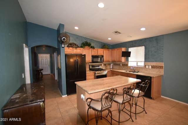 46159 W Tulip Lane, Maricopa, AZ 85139 (MLS #6256517) :: Devor Real Estate Associates