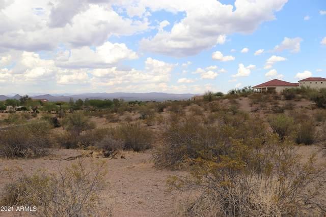 00 W Percheron Road, Wickenburg, AZ 85390 (MLS #6256518) :: Yost Realty Group at RE/MAX Casa Grande