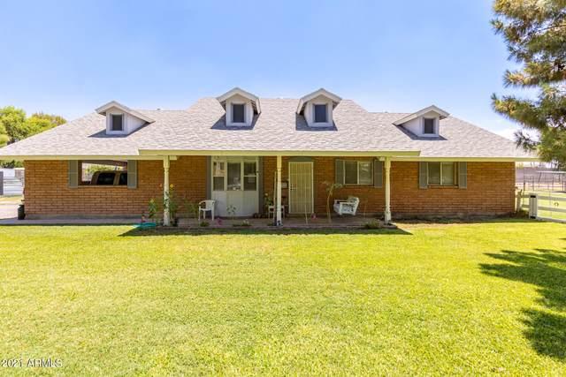 419 W Loma Vista Court, Gilbert, AZ 85233 (MLS #6256538) :: CANAM Realty Group
