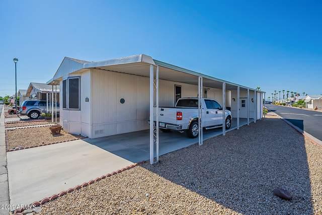 11596 W Sierra Dawn Blvd #179, Surprise, AZ 85378 (MLS #6256571) :: The Garcia Group