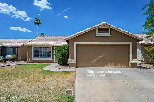 452 E Harrison Street, Chandler, AZ 85225 (MLS #6256584) :: Klaus Team Real Estate Solutions