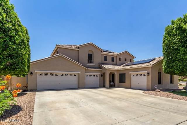 5389 W Belmont Avenue, Glendale, AZ 85301 (MLS #6256609) :: Yost Realty Group at RE/MAX Casa Grande