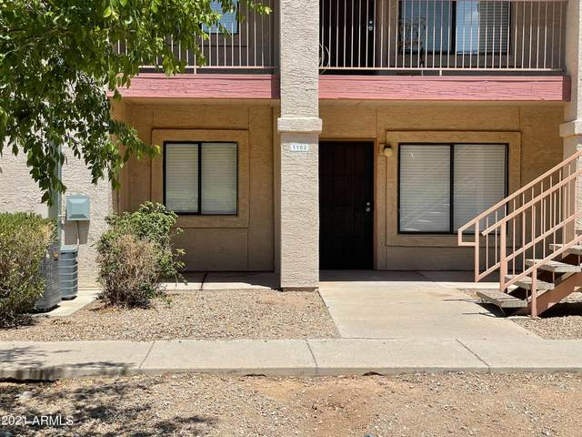 1440 N Idaho Road #1102, Apache Junction, AZ 85119 (MLS #6256628) :: Jonny West Real Estate