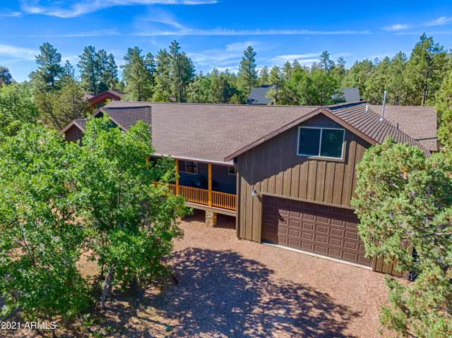 6929 Aries Circle, Lakeside, AZ 85929 (MLS #6256630) :: Executive Realty Advisors