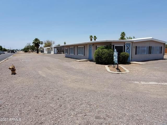 336 S Ellsworth Road, Mesa, AZ 85208 (MLS #6256640) :: Long Realty West Valley