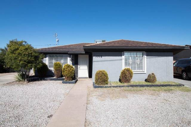 1718 W Indian School Road, Phoenix, AZ 85015 (MLS #6256663) :: Executive Realty Advisors