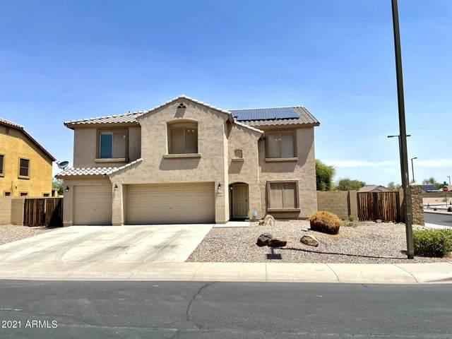 22602 W Ashleigh Marie Drive, Buckeye, AZ 85326 (MLS #6256726) :: Yost Realty Group at RE/MAX Casa Grande