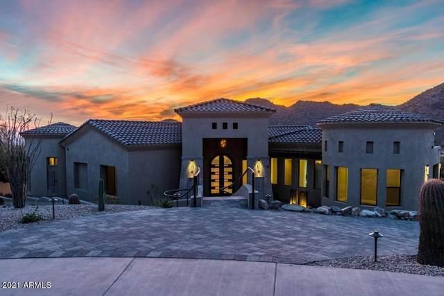 12544 N Red Sky Court, Fountain Hills, AZ 85268 (MLS #6256785) :: Executive Realty Advisors