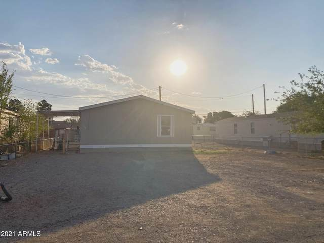 946 S 12TH Avenue, Safford, AZ 85546 (MLS #6256803) :: Devor Real Estate Associates