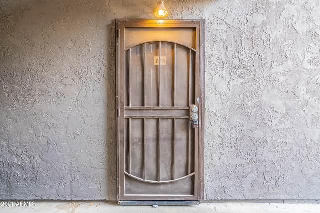 424 W Brown Road #148, Mesa, AZ 85201 (MLS #6256828) :: CANAM Realty Group